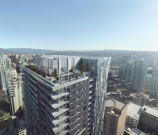 1111 Richards St, Vancouver, BC V6B 7P7, Canada Exterior!