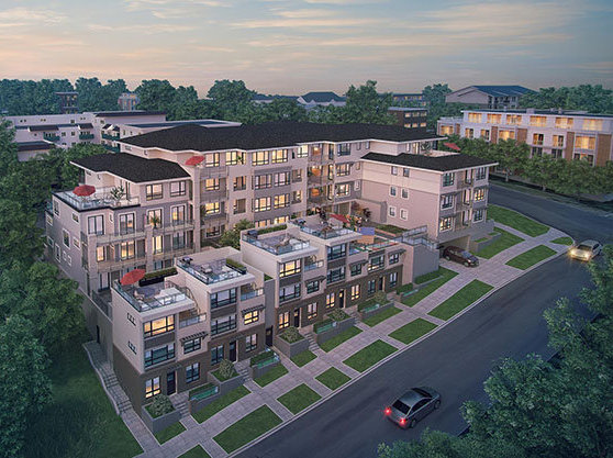 1306 5th Ave, New Westminster, BC V3M, Canada Rendering!