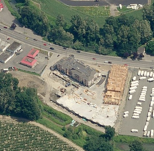 Vibe - 45567 Yale Rd W, Chilliwack, BC - Building exterior!