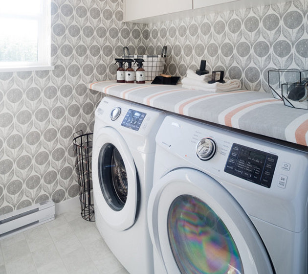 8138  204 St, Langley, BC V2Y 2A9, Canada Laundry Area!