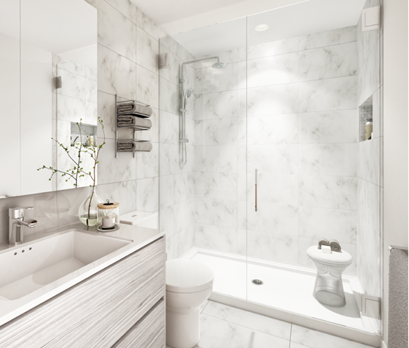 523 W King Edward Ave, Vancouver, BC V5Z 2C4, Canada Bathroom!