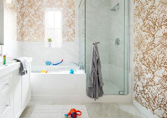 16272 24 Ave, south Surrey, BC V3S 0E1, Canada Bathroom!