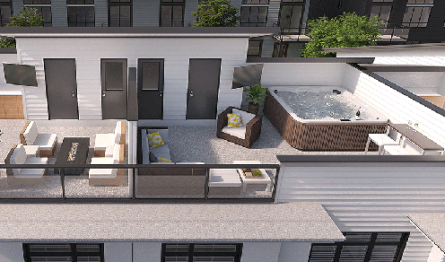 14057 60A Ave, Surrey, BC V3X 2N2, Canada Rooftop Patio!