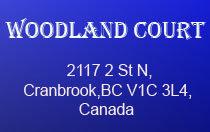 Woodland Court 2117 2ND V1C 3L4