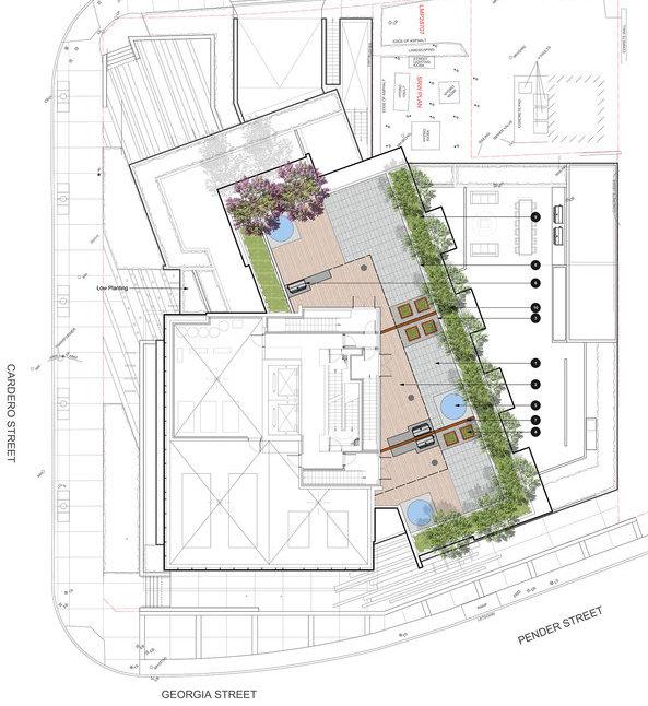 Landscape Scheme for Office Floors!