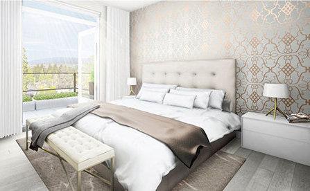 3260 Edgemont Blvd, North Vancouver, BC V7R 2P2, Canada Bedroom!
