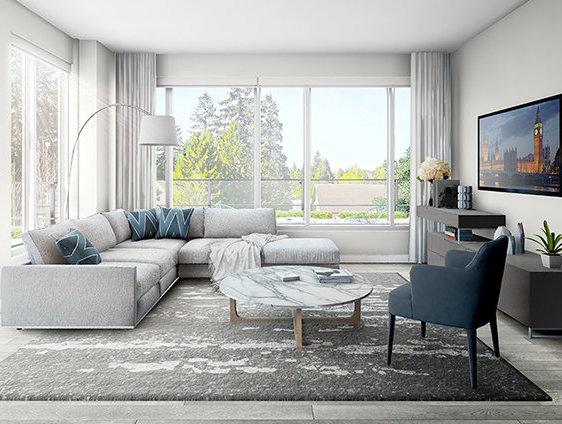 3260 Edgemont Blvd, North Vancouver, BC V7R 2P2, Canada Living Area!
