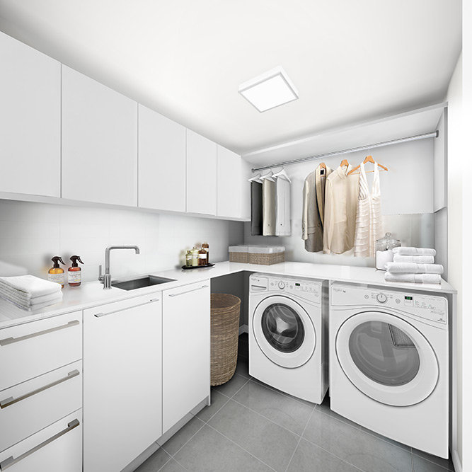 3260 Edgemont Blvd, North Vancouver, BC V7R 2P2, Canada Laundry Area!