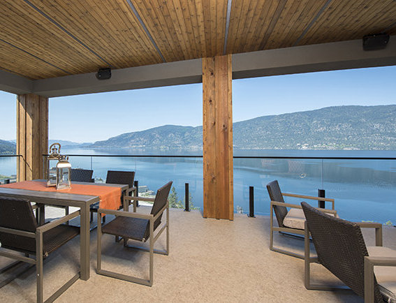 1664 Lakestone Drive, Lake Country, BC V4V 1N5, Canada Bellamy Home Spacious Patio Overlooking The Lake!