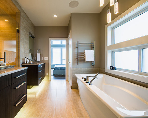 1664 Lakestone Drive, Lake Country, BC V4V 1N5, Canada Noba Vision Bathroom!
