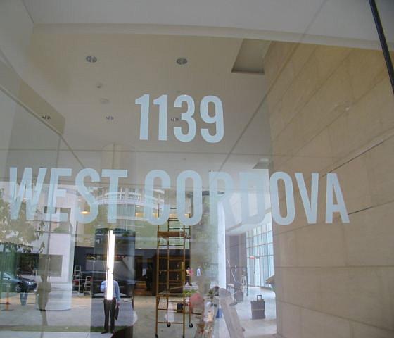 1139 West Cordova!