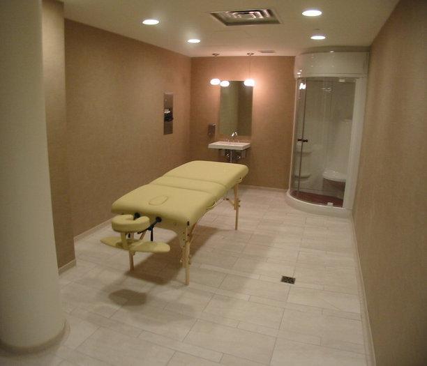 Massage Room!