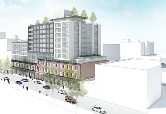 33 West Cordova St, Vancouver, BC V6B 1C7, Canada Rendering!