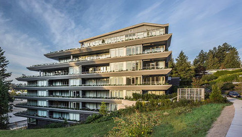 866 Arthur Erickson Place, West Boulevard, Vancouver, BC, Canada Exterior!