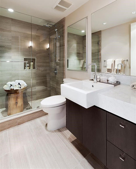 870 Keith Road, West Vancouver, BC V7T 1M3, Canada Bathroom!