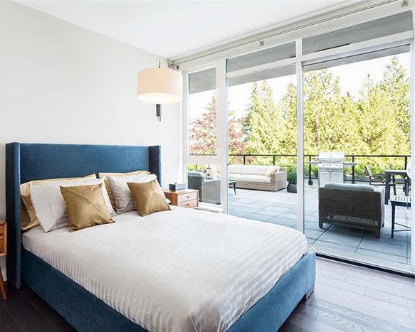 866 Arthur Erickson Place, West Boulevard, Vancouver, BC, Canada Bedroom!