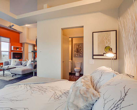 1350 St Paul St, Kelowna, BC V1Y 2E1, Canada Bedroom!