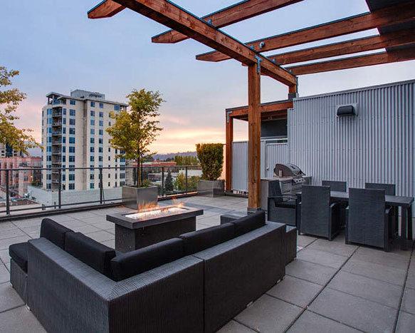 1350 St Paul St, Kelowna, BC V1Y 2E1, Canada Rooftop Patio!