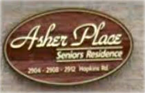 Asher Place Senior Residency 2904 HOPKINS V2N 1L5
