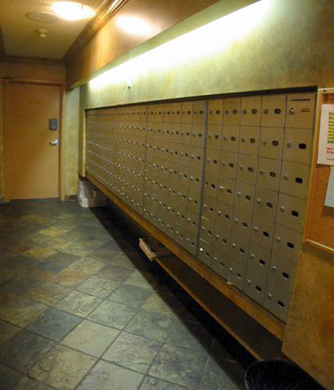 Mail Boxes!