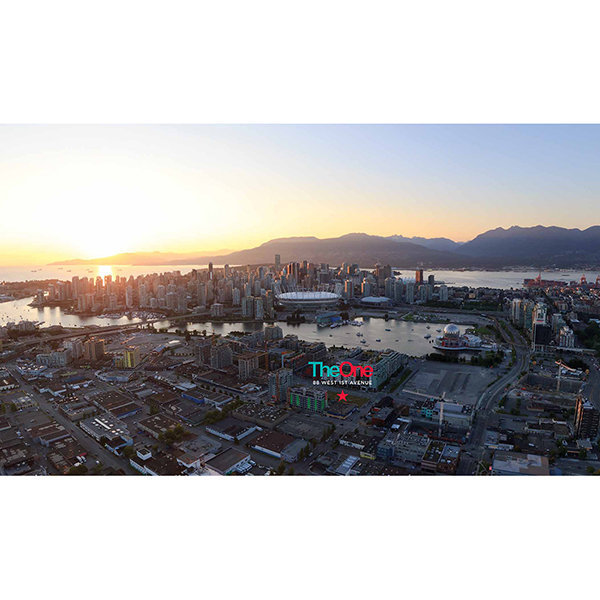 The One - 38 W 1st Ave, Vancouver, BC - Display Photo!
