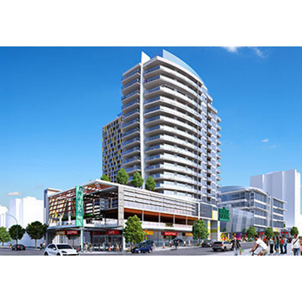 Centre View - 118 East 13th Street North Vancouver BC - Developer's Photo!