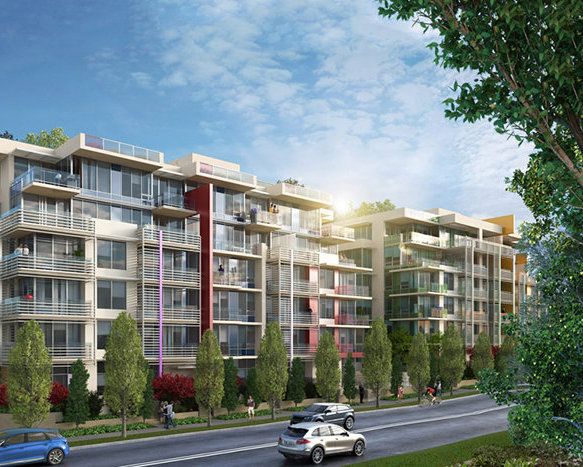 655 West 41st Avenue, Vancouver, BC V5Z, Canada Exterior Rendering!
