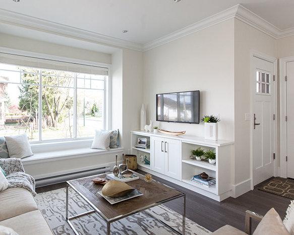 5683 Killarney St, Vancouver, BC V5R 3W4, Canada Living Area!
