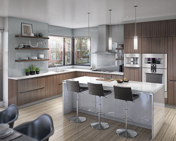 1107 W 7th Ave, Vancouver, BC V6H 1B5, Canada Kitchen!