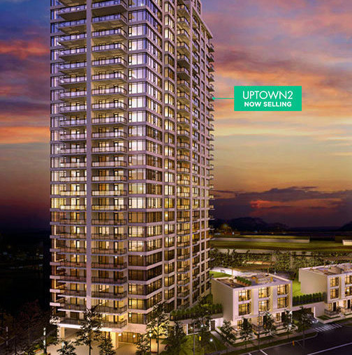 Uptown 2 - 581 Clarke Road, Coquitlam, BC - Developer's Photo!