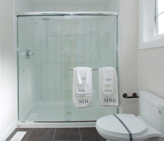 16458 23 Ave, South Surrey, BC V3S 0L8, Canada Luxurious ensuite featuring spacious walk-in shower!