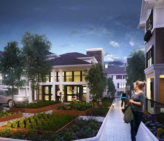 16458 23A Avenue, Surrey, BC V3Z 0L9, Canada Townhomes Artist Rendering!