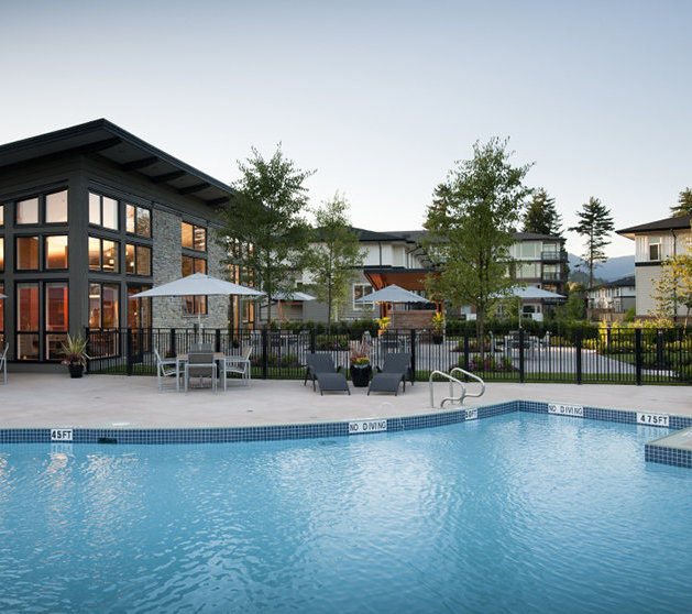 1152 Windsor Mews, Coquitlam, BC V3B, Canada Clubhouse and Pool!