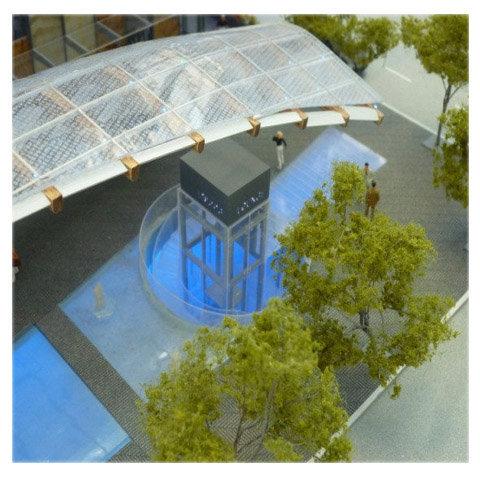 Developer's Rendering of Telus Garden!