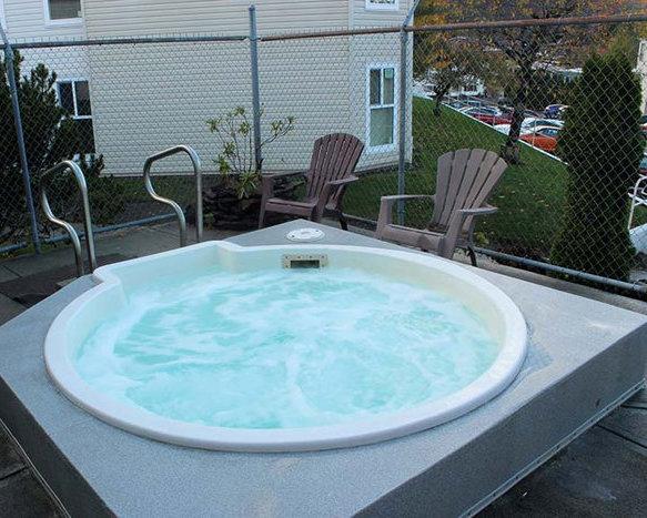Hot Tub!
