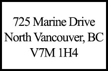 725 Marine 725 Marine V7M 1H4