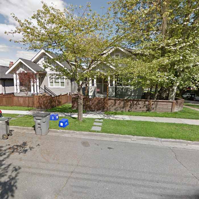 909 East 15th Ave, Vancouver, BC V5T 2S2, Canada Street View!