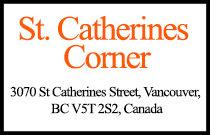 St. Catherines Corner 3070 St Catherines V5T 2S2