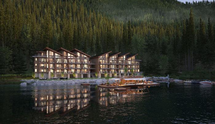 Lakeside Residences!