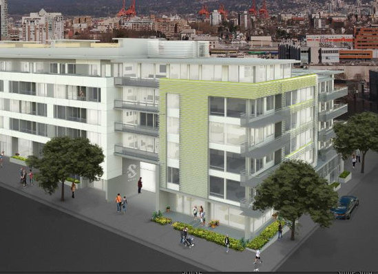 Rendering of 289 E 6th Ave.!