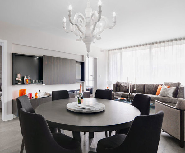 Display Suite Dining Room!