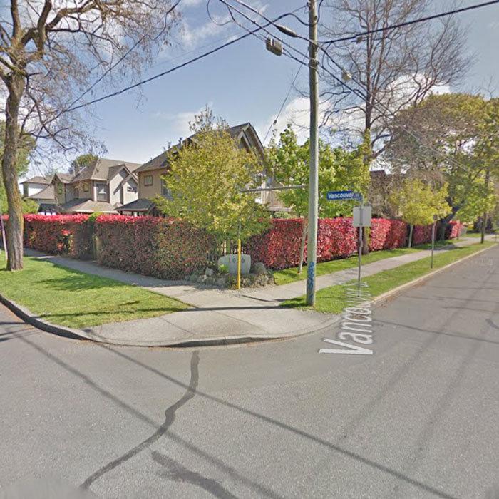 1010 Pembroke St, Victoria, BC V8T 1J2, Canada Street  View!