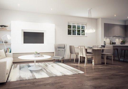 Display Home Living Room!