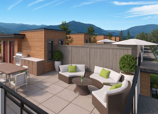 Roof Top 'Sky' Lounge!