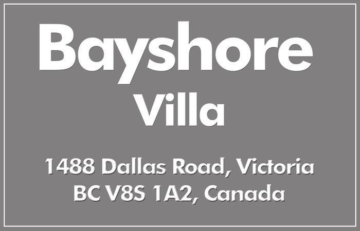 Bayshore Villa 1488 Dallas V8S 1A2