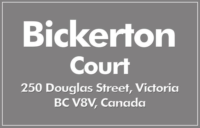 Bickerton Court 250 Douglas V8V 2P4