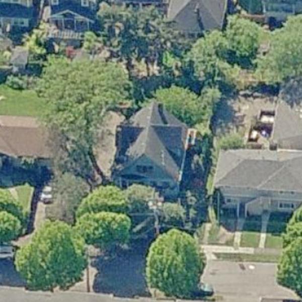 1070 Amphion Street, Victoria, BC - Birds Eye View!