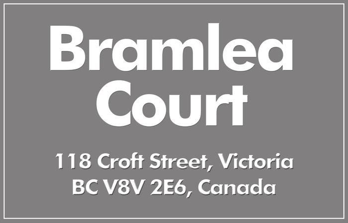 Bramlea Court 118 Croft V8V 2E6