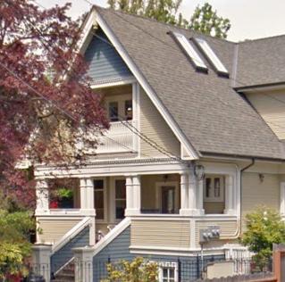 1110 Pembroke Street, Victoria, BC!