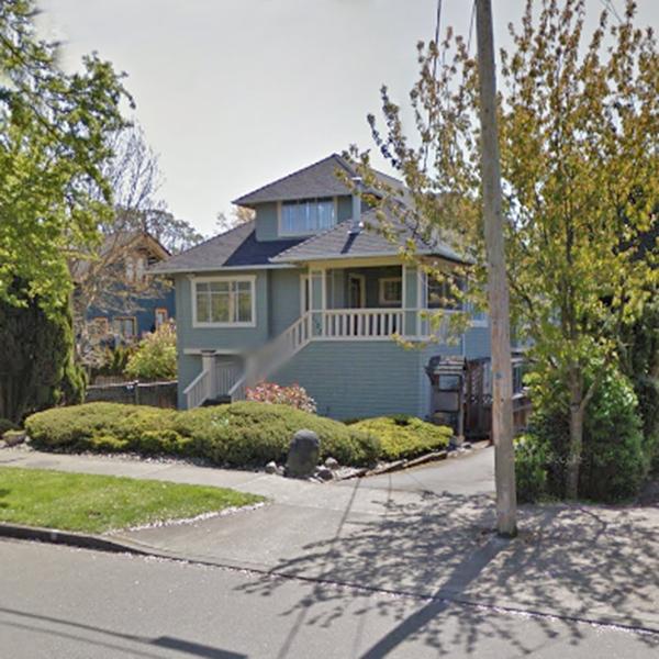 1127 Richardson Street, Victoria, BC!